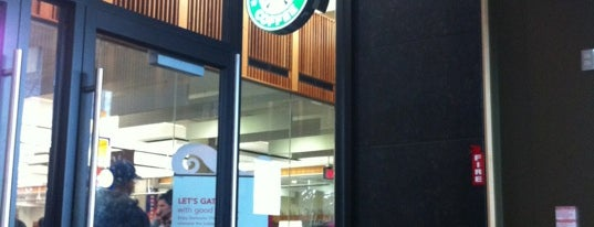 Starbucks is one of Caffeine Time in the GTA.
