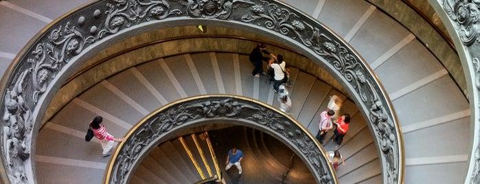 Музеи Ватикана is one of 101 cose da fare a Roma almeno 1 volta nella vita.
