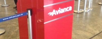 Check-in Avianca is one of สถานที่ที่ Pedro ถูกใจ.