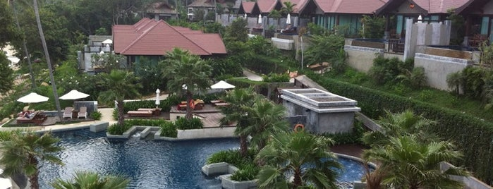 Nora Buri Resort & Spa is one of RoW.