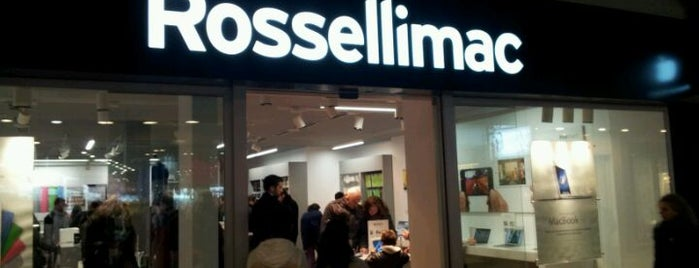 Roselli Mac is one of スペイン.