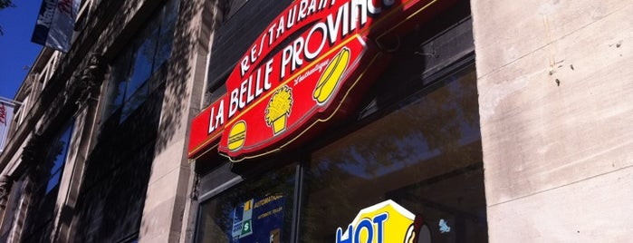 La Belle Province is one of Montreal.