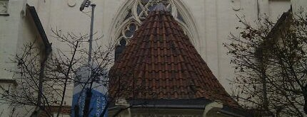 Maisel-Synagoge is one of StorefrontSticker #4sqCities: Prague.