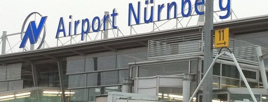 Albrecht Dürer Airport Nürnberg (NUE) is one of Airports in Europe, Africa and Middle East.