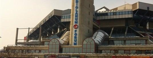Mediolanum Forum is one of Milano.