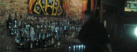 Voodoo Lounge is one of Drew's favorites.