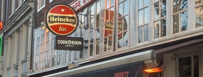 Café Kobalt is one of Amsterdam, best of..