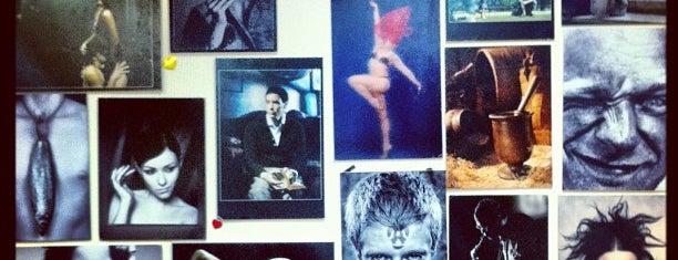 Академия Фотографии / Photo Academy is one of Posti salvati di Julia.