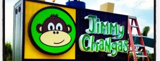 Jimmy Changas is one of Tempat yang Disukai Divya.