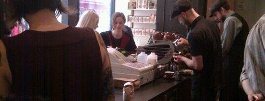 Stumptown Coffee Roasters is one of NYC- Coffee.
