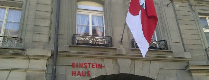 Einstein-Haus is one of Locais curtidos por Markus.