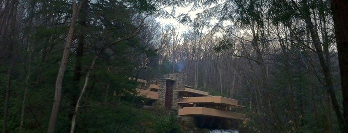 Fallingwater is one of Let's get lose.