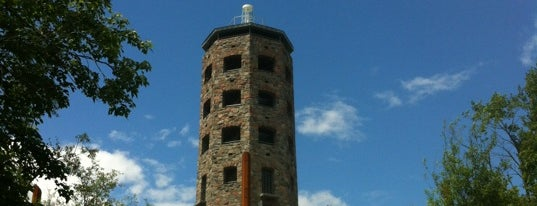 Enger Tower is one of Tempat yang Disukai Candace.