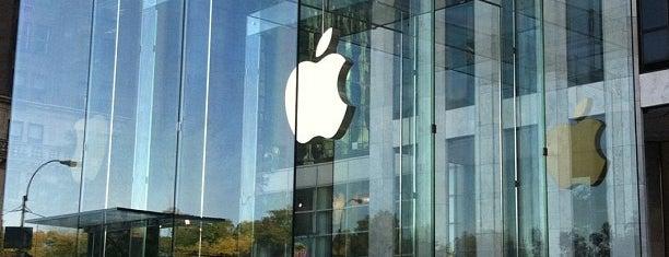 Apple Fifth Avenue is one of A faire à New-York en une semaine.