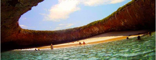 Islas Marietas is one of Anotei!.