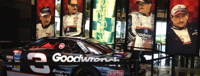 Dale Earnhardt Inc. is one of Trips south.
