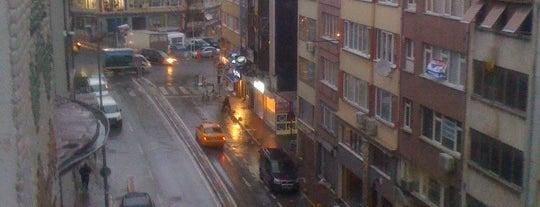 Kuşdili Caddesi is one of themaraton.