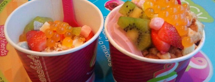 Menchie's is one of Sierra's Liked Places.
