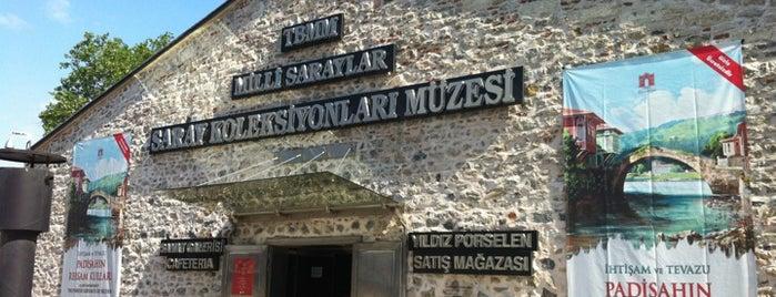 Saray Koleksiyonları Müzesi is one of istanbul gezi listesi.