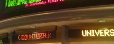 Glorietta 4 Cinema 6 is one of Recorded.
