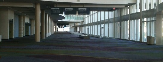 Orange County Convention Center South Concourse is one of Florida, FL.