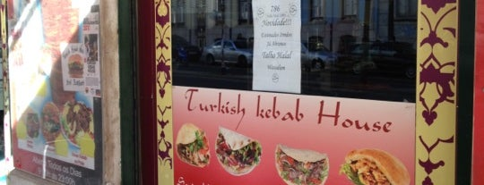 Turkish Kebab is one of Restaurants.