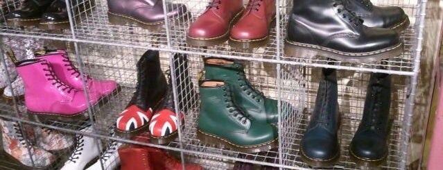 Dr. Martens is one of London.