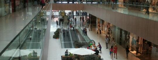 Galéria MLYNY is one of MALLS/SHOPPING CENTERS in Slovakia.
