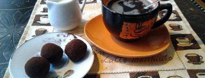 Серебряный Слон is one of Кафе.