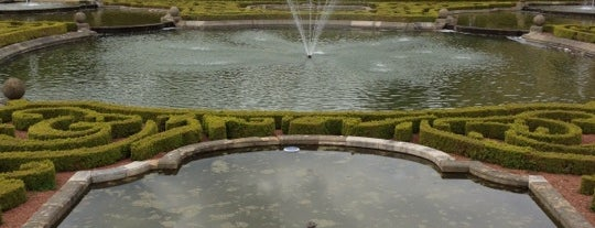 Blenheim Palace Fountains is one of South West UK.