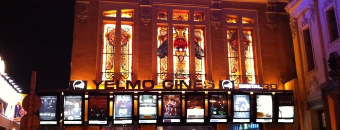 Must-visit Movie Theaters in Madrid