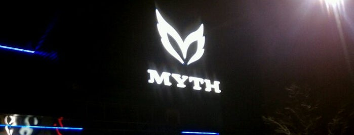 The Myth Nightclub and Event Center is one of Minneapolis & St Paul Music & Event Venues.