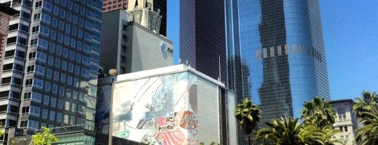 Pershing Square is one of USA i Oktober.