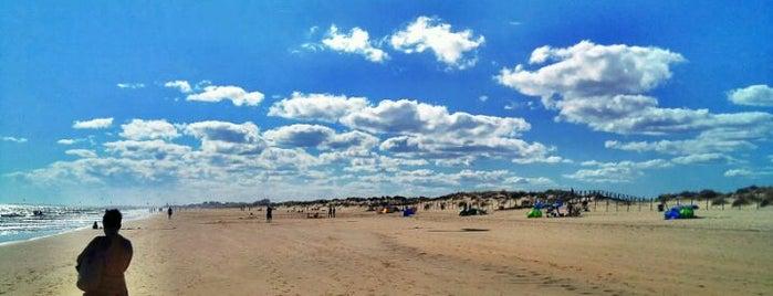 Playa Nueva Umbría is one of Fin de semana por La Antilla. Huelva.