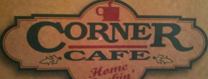 Corner Cafe is one of Favorite Breakfast Spots.