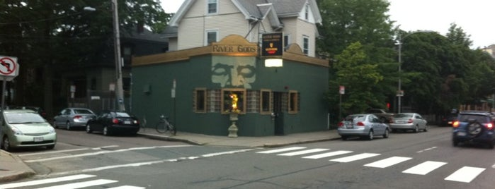 River Gods is one of Must-visit Bars in Cambridge.