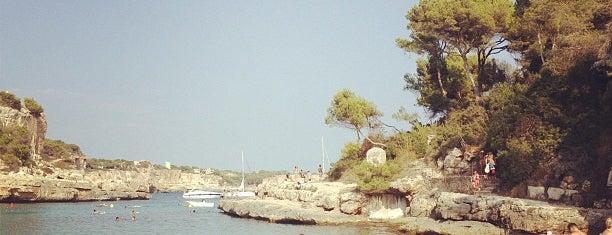 Cala Llombards is one of Playas de Mallorca.