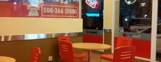 Domino's Pizza is one of Faiz'in Kaydettiği Mekanlar.