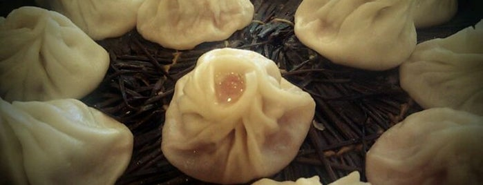 Fuchun Dumpling is one of 上海.