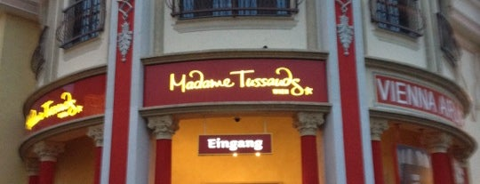 Madame Tussauds is one of Vienne.