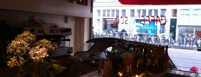 Caffè 500 is one of Amsterdam, best of..