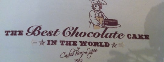 The Best Chocolate Cake in the World is one of Places to check out.