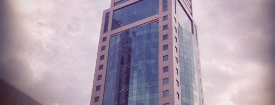 Burj Jassem | برج جاسم is one of 9aq3obeyaさんのお気に入りスポット.