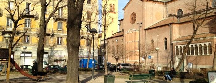 Piazza Santa Maria del Suffragio is one of Hamilton'un Beğendiği Mekanlar.