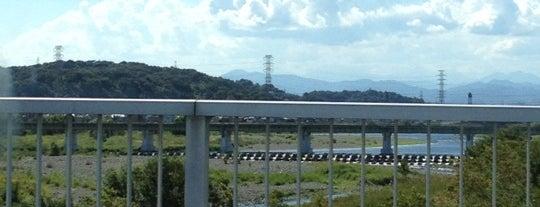 関戸橋 is one of サイクリング大好き♥.