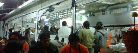 Taco Express is one of Top 10 de las mejores taquerías del DF.