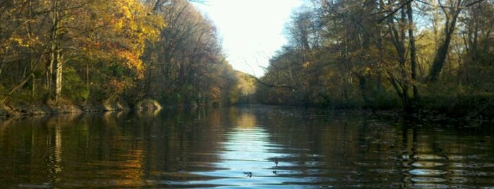 Delaware & Raritan Canal State Park is one of Places To Try.