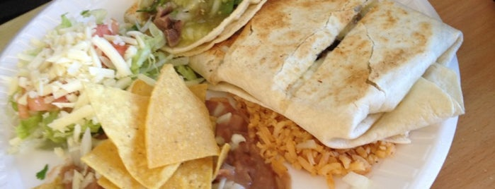 La Hacienda Mexican Grill is one of Places I want to eat!.