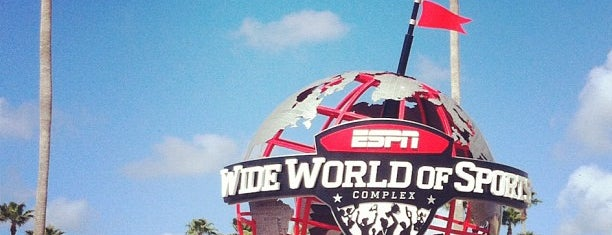 ESPN Wide World of Sports Complex is one of ENTERTAINMENT.