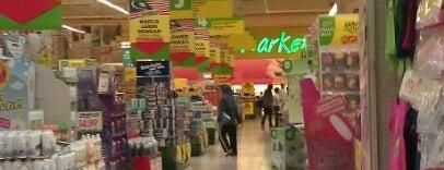 Giant Hypermarket is one of Nasrul : понравившиеся места.